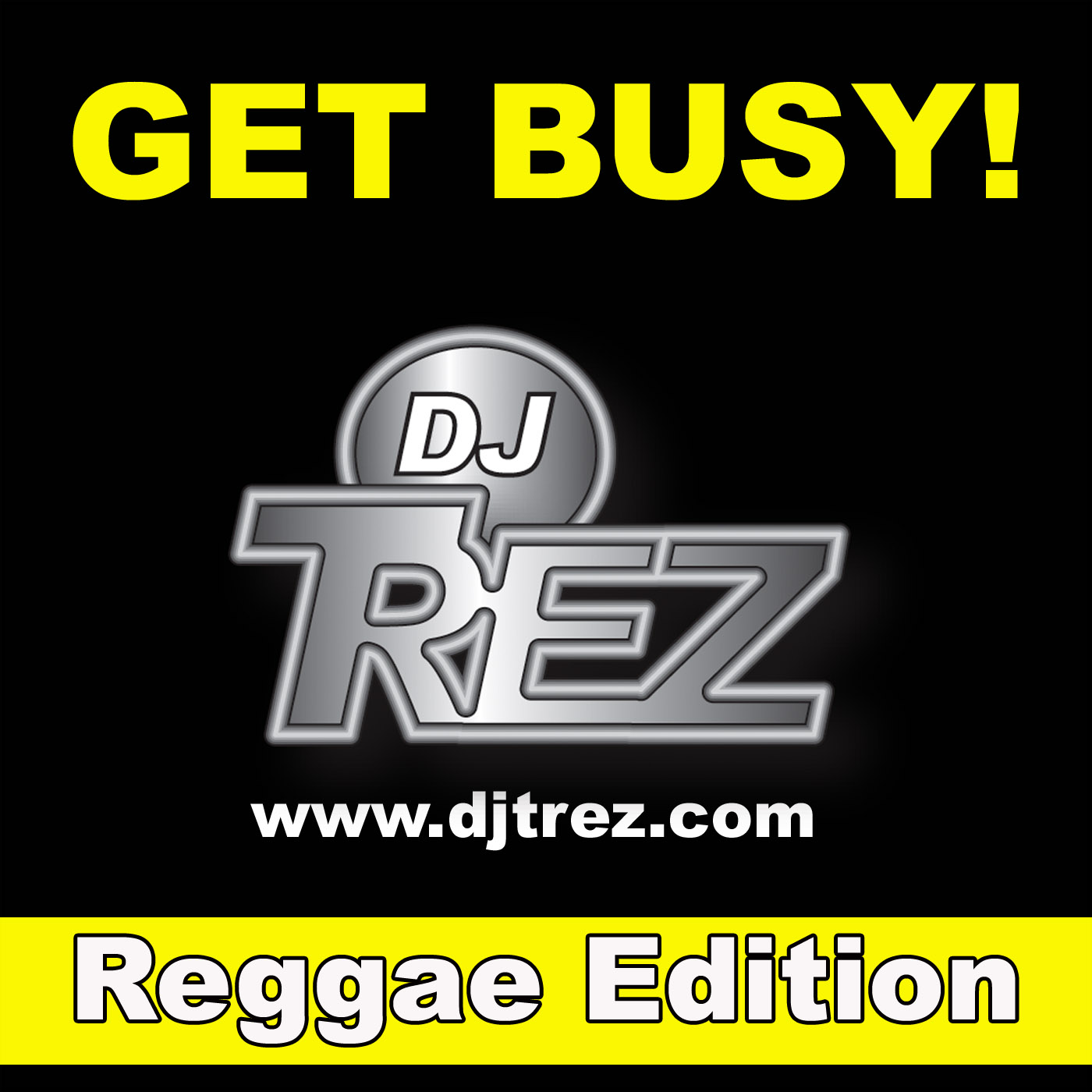 The Get Busy Party Podcast-Reggae Edition