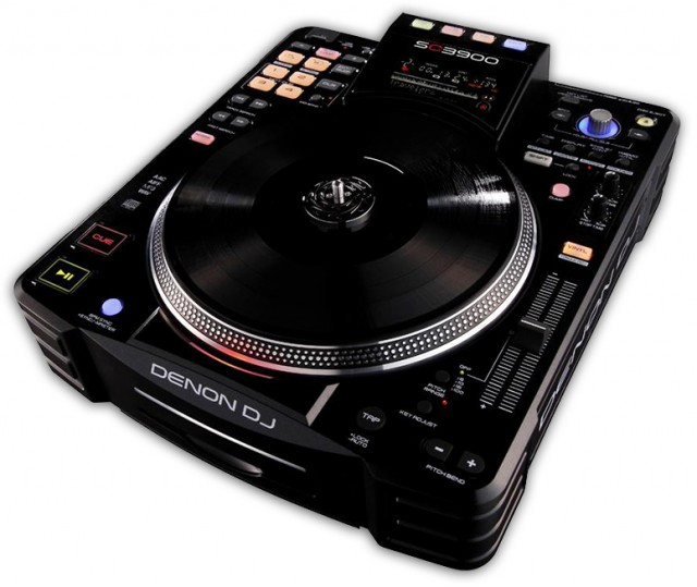 CD Digital Turntables